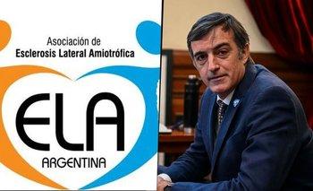Esteban Bullrich tiene ELA: qué es, síntomas y causas de la enfermedad | Esteban bullrich