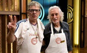 MasterChef: Juanse cocinó con Nito Mestre y imitó a Charly García   Televisión