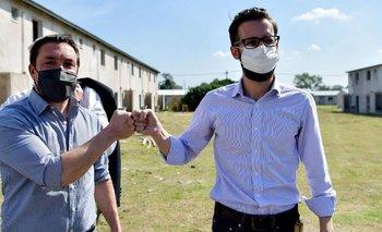 Florencio Varela: firmaron convenio para construir nuevas viviendas | Provincia