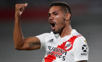 Copa Libertadores: River venció a Junior y hubo polémica por un supuesto penal   Copa libertadores