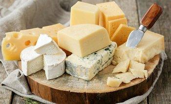 La ANMAT prohibió dos quesos de una marca: cuáles son   Anmat