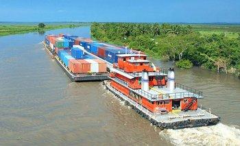 Hidrovía: titular de la UIF alertó por movimiento ilegal en el corredor litoral | Comercio exterior