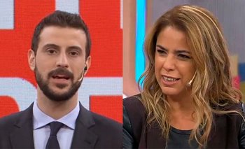Marina Calabró encendió la alarma en América TV por Diego Leuco | Televisión