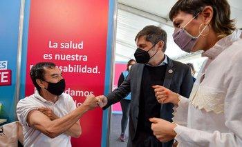 La Provincia de Buenos Aires sale a comprar vacunas contra el COVID | Vacuna del coronavirus