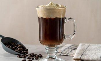 Cómo hacer el mejor café irlandés para enfrentar el frío | Recetas de cocina