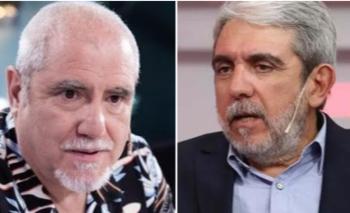 Aníbal Fernández ubicó a Osvaldo Bazán con clases de derecho | Redes sociales