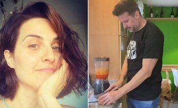 Julieta Díaz cruzó con fiereza a José María Listorti por machista | En redes