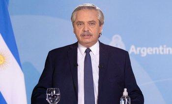 COVID: Alberto aseguró que habrá DNU con restricciones si no sale la ley | Segunda ola de coronavirus