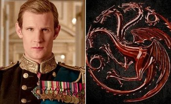 House of the Dragon: primeras fotos de Matt Smith como el príncipe Targaryen | Series