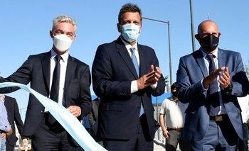 Guerrera, nuevo ministro de Transporte: por qué lo eligieron Alberto y Massa | Transporte