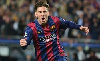 Champions League: los goles de Messi frente al Bayern Munich | Barcelona vs bayern munich