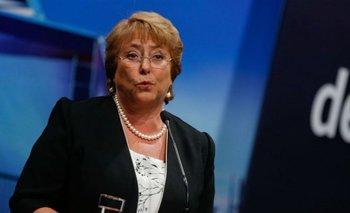 En un hecho inédito, Bachelet pidió la renuncia a todo su Gabinete | Chile