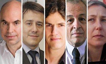 Elecciones en la Ciudad: éstas son las cinco fórmulas que competirán el 5 de julio | Elecciones ciudad