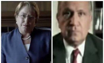 Juan Carlos Romero plagió un spot de Michelle Bachelet | Elecciones 2015