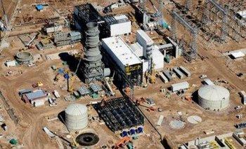 Primer fuego en la turbina uno de la central térmica Guillermo Brown | Electricidad