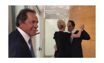 """""""Chad"""", el texano sciolista, la mesa chica de Tinelli y Barras, ¿para qué?   Elecciones 2015"""