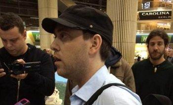 """Habló Damian Pachter: """"Con este Gobierno no voy a volver al país""""   Casa rosada"""