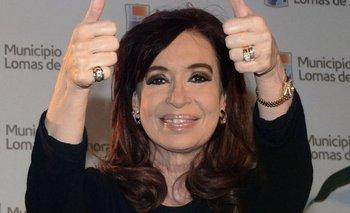 """La Justicia dice que """"no hay delito"""" en el uso de la Cadena Nacional   Cristina kirchner"""