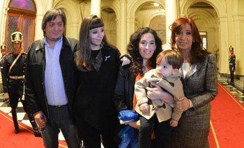 Cristina se despide: se muestra por primera vez con toda su familia   Semana de mayo