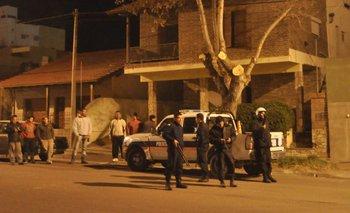 Un precandidato a intendente massista, detenido por la pueblada en Monte Hermoso | Crimen de katherine