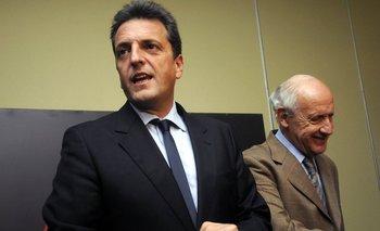 """Una buena para Massa: consultor dice que """"si baja a la Provincia gana""""   Mauricio macri"""