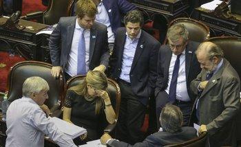 La oposición aprobó la ley antidespidos, pero se espera el veto de Macri   Congreso