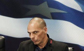 Entrevista a Yanis Varoufakis, exministro de Finanzas de Grecia   Grecia