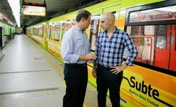 Larreta busca volver a privatizar el subte con empresas estatales extrajeras | Ciudad