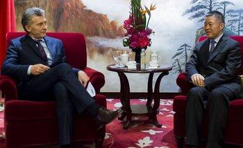 Hace 3 años, Macri fustigaba los acuerdos de CFK con China y hoy los fomenta | Acuerdos con china