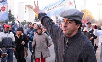 Fernando Esteche abandonó Quebracho y hay incertidumbre sobre su futuro   Quebracho