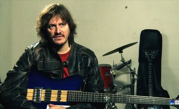 El músico Javier Malosetti cruzó a Rozitchner por sus críticas a Spinetta   Música