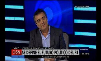 Nito Artaza defenestró a Macri y le envió un mensaje a sus compañero radicales | Nito artaza