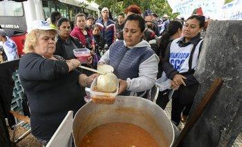 Movimientos sociales reclamaron la unidad para frenar al Gobierno | Día del trabajador