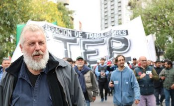 """Esteban Castro: """"Los trabajadores están en peores condiciones""""   Macri presidente"""