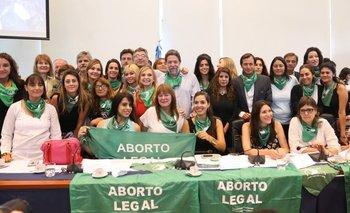 Aborto: cómo se perfila la votación en el recinto | Cámara de diputados