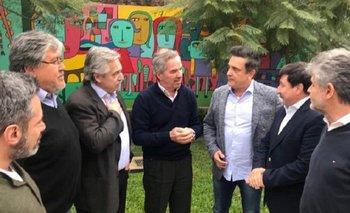 Nito Artaza se reunió con importantes dirigentes peronistas | Peronismo