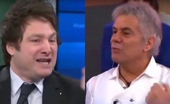 Javier Milei estalló contra Beto Casella y le dijo de todo | Beto casella