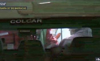 Trasladaron a Segovia al Hospital Argerich | Néstor segovia