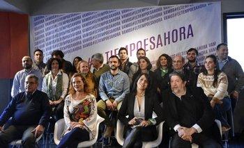 Se lanzó el nuevo espacio del Evita y Libres del Sur para enfrentar a Cambiemos | Libres del sur