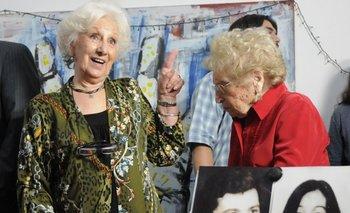 Abuelas de Plaza de Mayo es candidata para el premio Nobel de la Paz | Estela de carlotto