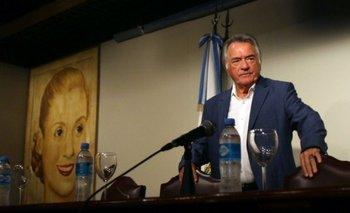 El fiscal Di Lello pidió dar marcha atrás con la intervención del PJ | Luis barrionuevo