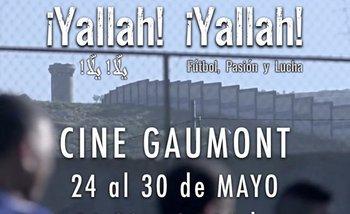 Se estrena el primer documental producido entre Argentina y Palestina | Política