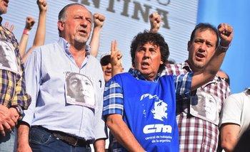 Yasky y Micheli pidieron un paro nacional contra el gobierno por el veto   Pablo micheli