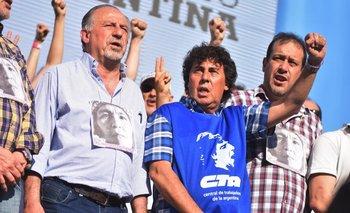 Yasky y Micheli pidieron un paro nacional contra el gobierno por el veto | Pablo micheli