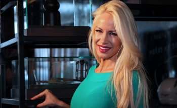 Luciana Salazar confesó que necesita dos trabajos para poder vivir   Luli salazar