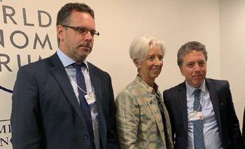 Dujovne se reunirá con Lagarde y buscará confirmar el quinto desembolso del FMI | Deuda