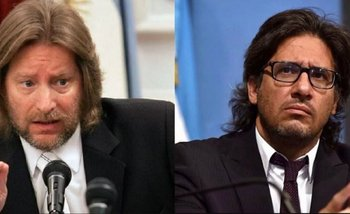El audio de la extorsión de Garavano y Cabral al ex juez Rozanski para que renuncie   Germán garavano