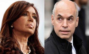 Citan a Cristina y a Larreta por la causa espionaje    Espionaje ilegal