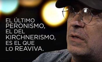 Exclusivo | La imperdible entrevista de Pedro Saborido sobre el peronismo | El destape tv