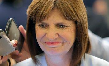 Patricia Bullrich recomendó usar las pistolas Taser en el Hospital Posadas   Patricia bullrich